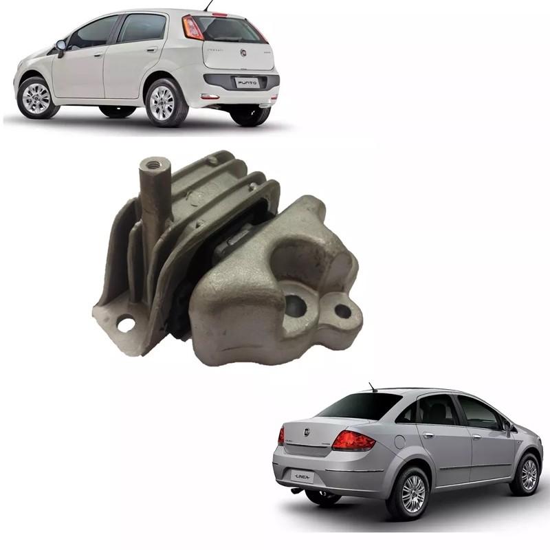 Coxim Motor Esquerdo Linea Punto 1.8 16V E-TORQ