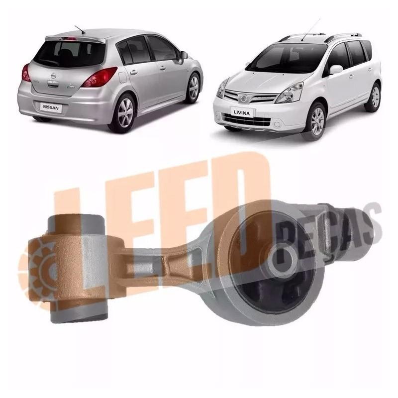Coxim Motor Direito Limitador Torque Tiida Livina Aluminio