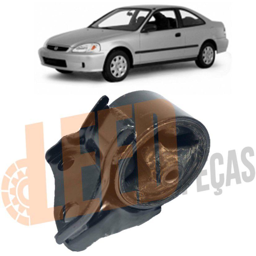 Coxim Superior Esquerdo Motor Civic Automático Civic 1.6 1992 1993 1994 1995 1996 Automatico