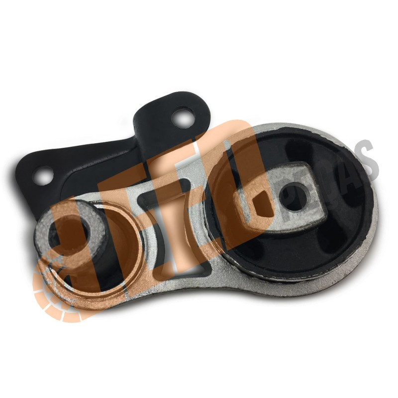 Coxim Traseiro Cambio Manual Ecosport 4X2 Fiesta 2002 2003 2004 2005 2006 2007 2008 2009 2010 2011 2012