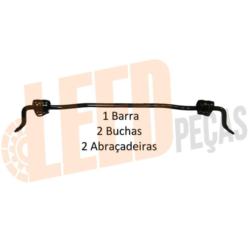 Kit Barra Estabilizadora Traseira e Bucha Dianteira IX35 2010 2011 2012 2013 2014 2015 2016