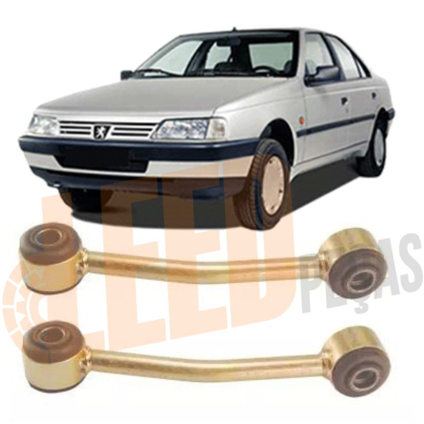 Kit Bieleta Olhal Peugeot 405 1988 - 1995