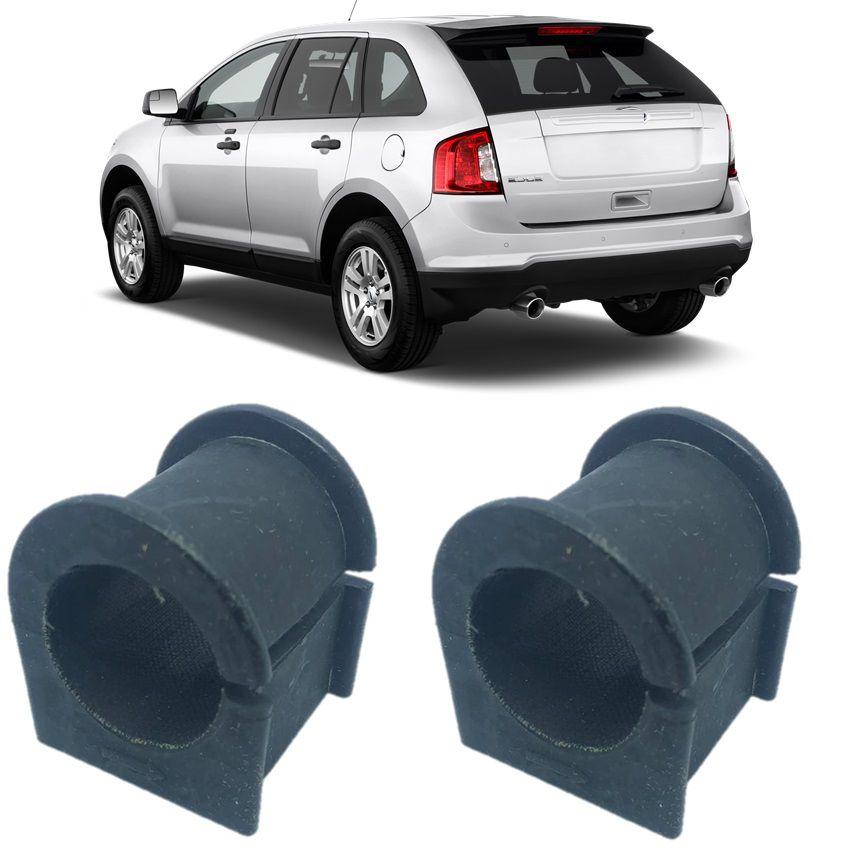 Kit Bucha Barra Estabilizadora Dianteira Ford Edge 2007 2008 2009 2010 2011 2012 2013 2014 2015
