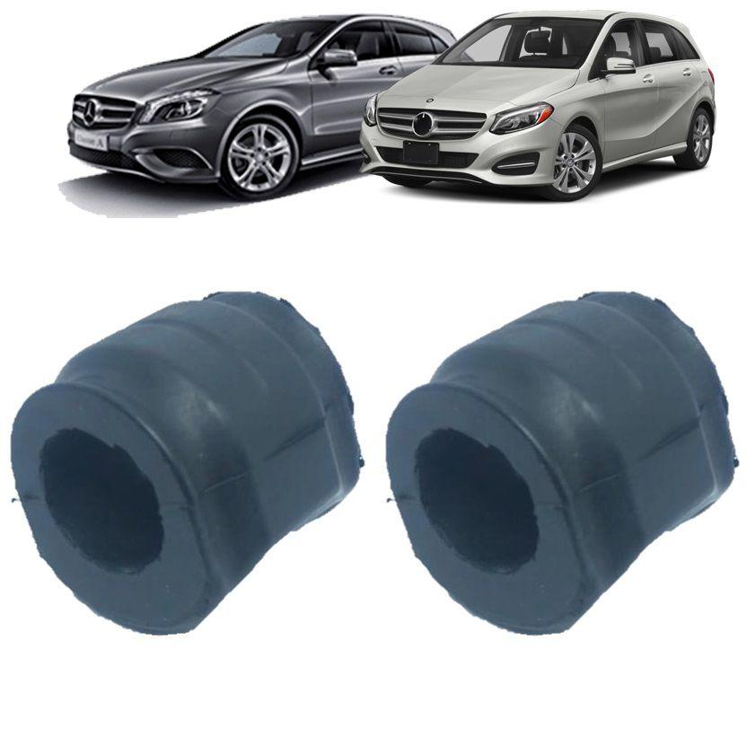 Kit Bucha Barra Estabilizadora Dianteira Mercedes A200 / B200 / B170 / B180