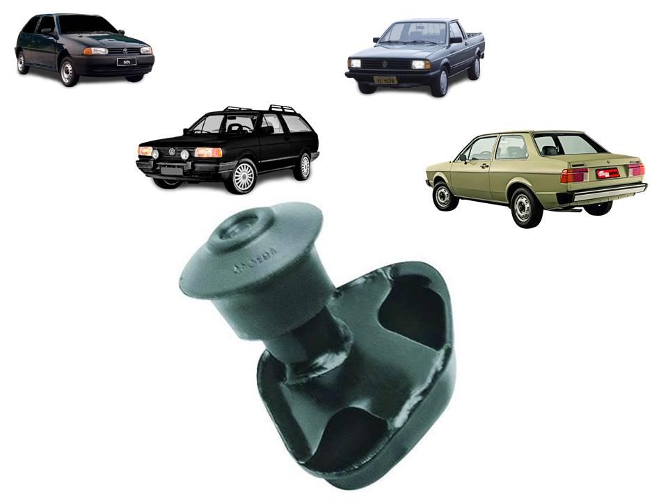 Kit Bucha SUPT.MTR.DIANT.C/TUBO GOL/VOYAGE/PARATI/SAVEIRO 1.6 VW.1047