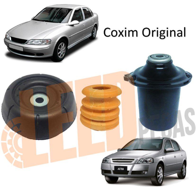 Kit Coifa Batente Coxim Amortecedor Dianteiro Original Vectra 2006 2007 2008 2009 2010 2011 Vectra 1997 1998 1999 2000 2001 Astra 1999 2000 2001
