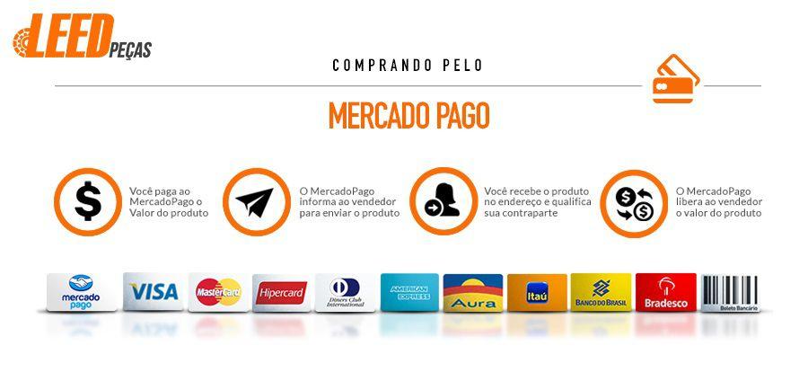 Kit Coxim Amortecedor Dianteiro Focus 2000 2001 2002 2003 2004 2005 2006 2007 2008