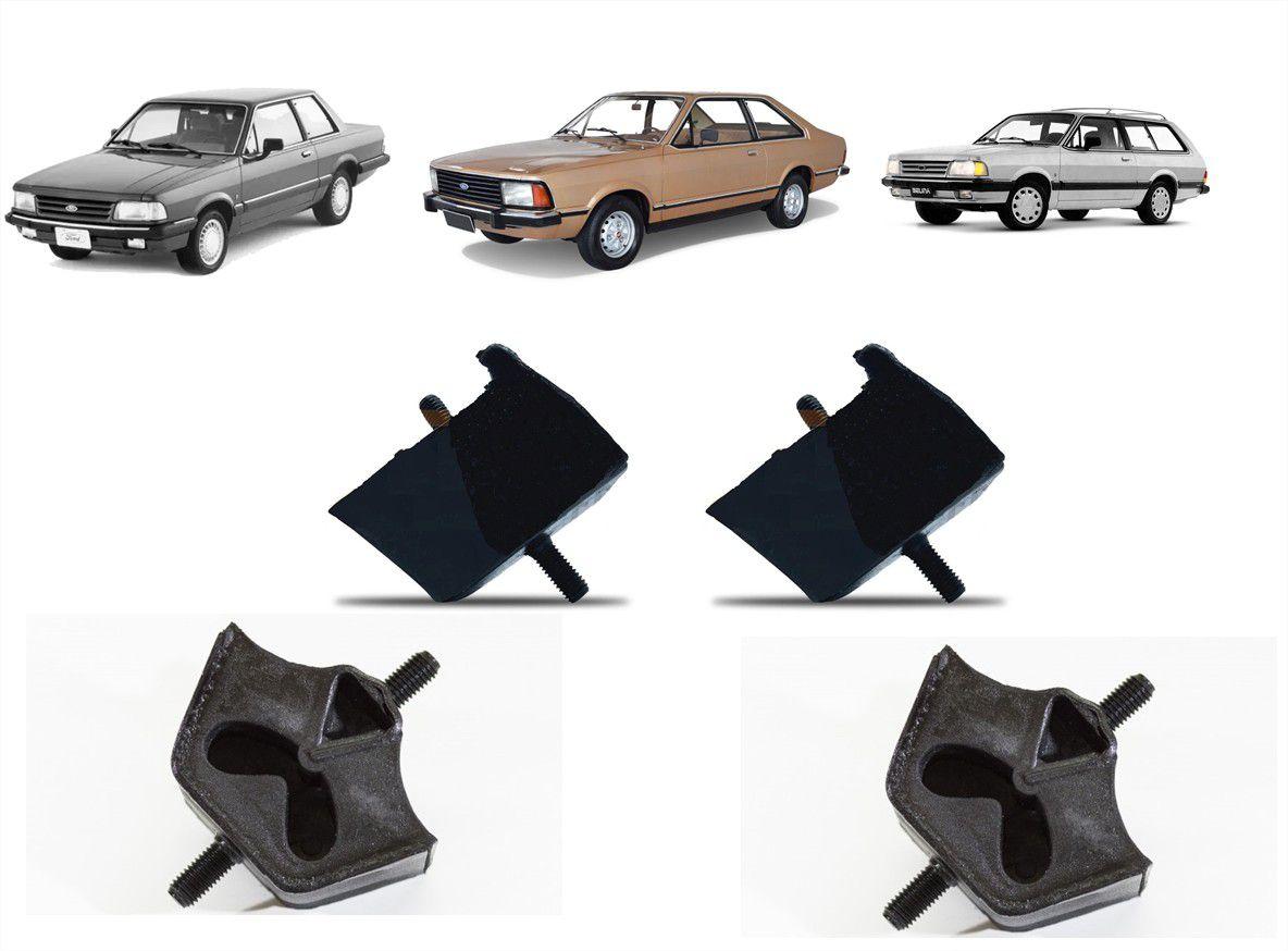 kit COXIM MTR.CORCEL II 77/86 DEL REY 81/91 PAMPA 82/97 (4X4)/ BELINA II 77/84=406001