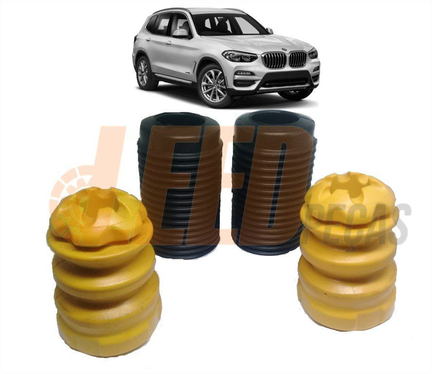 KIT PARCIAL AMORT.DIANT. BMW X3-F25 / X4-F26 11/...