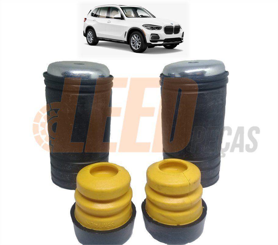 KIT PARCIAL AMORT DIANT. BMW X5-E70 06/13 X6-E71/E72 07/14 VEICULOS CHASSIS PADR