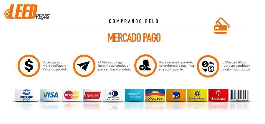 Kit Pivo Direito Esquerdo Focus 2009 2010 2011 2012 2013 Volvo C30 2006 2007 2008 2009 200 2011 2012 C70 S40 V50