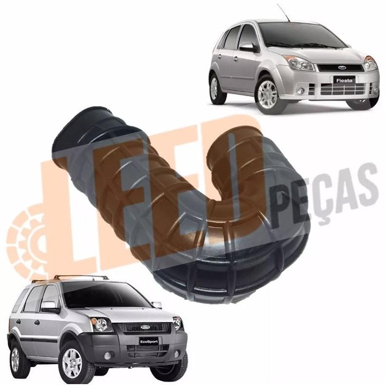 Mangueira Filtro Ar Bico Ecosport 2003 2004 2005 2006 2007 2008 2009 2010 2011 2012 Fiesta 1.6 2002 2003 2004 2005 2006 2007 2008 2009 2010 2011 2012 Fiesta Flex 1.0 2006 2007 2008 2009 2010 2011 2012