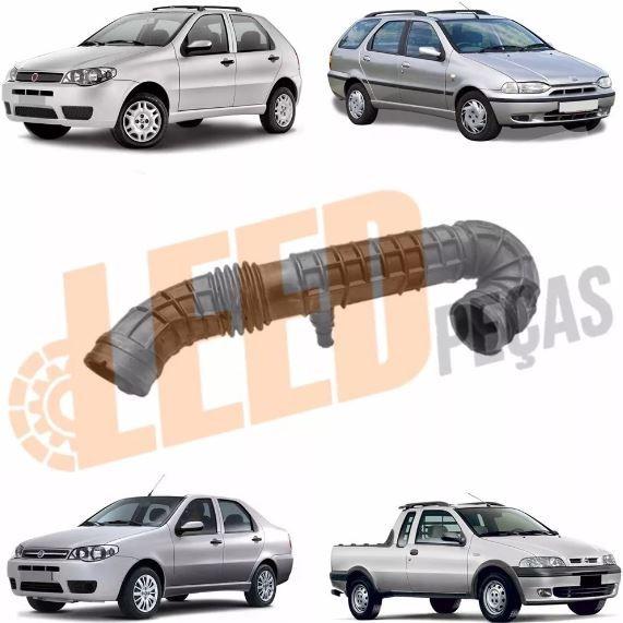 Mangueira Filtro Ar Palio 1996 1997 1998 1999 2000 Siena 1998 1999 Strada 1999 2000 2001 1.6 16V