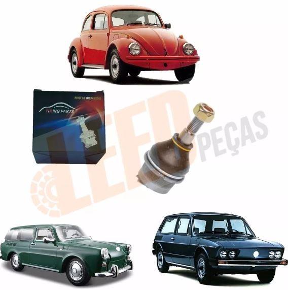 PIVO SUP. PINO 16MM FUSCA 1300 82/96 BRASILIA 73/82 VARIANT 69/77