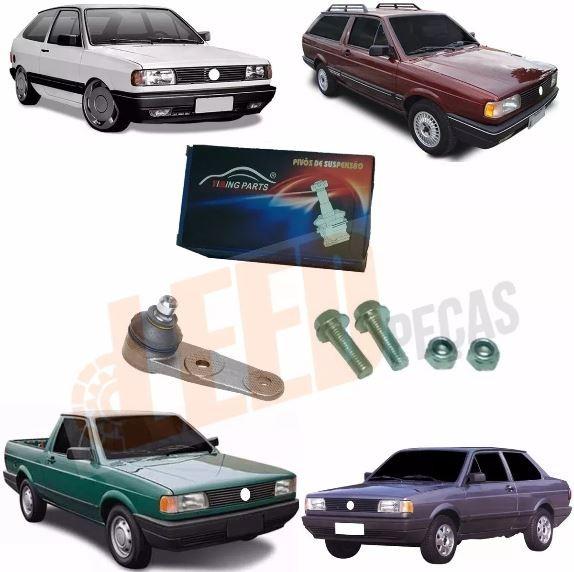 Pivo Pino Esquerdo Gol 1980 a 1992 Parati 1983 a 1992 Saveiro 1982 a 1992 Voyage 1981 a 1992
