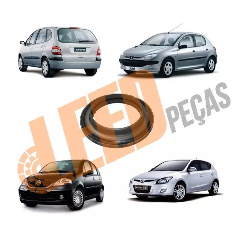 Rolamento Amortecedor Dianteiro Renault Peugeot Citroen C3 Hyundai I30