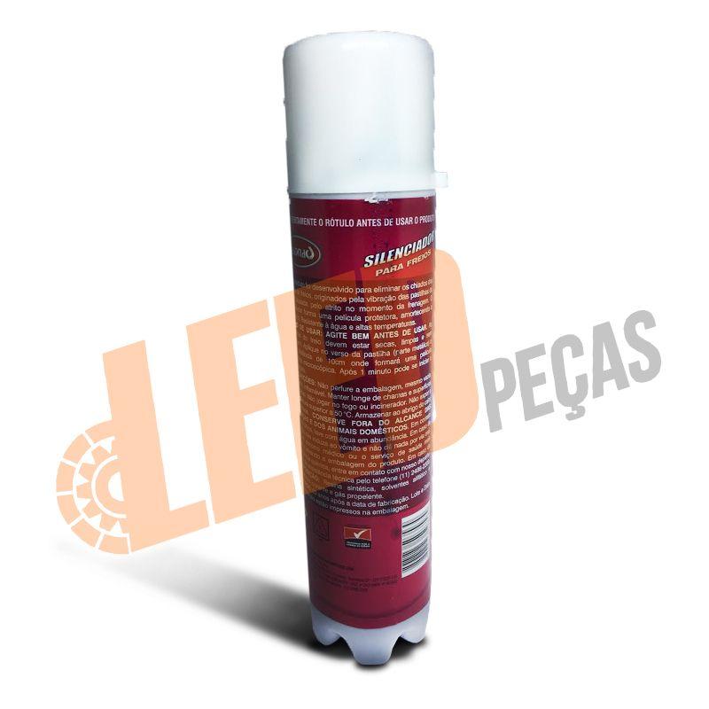 SILENCIADOR DE FREIOS 300 ML (UNIDADE)