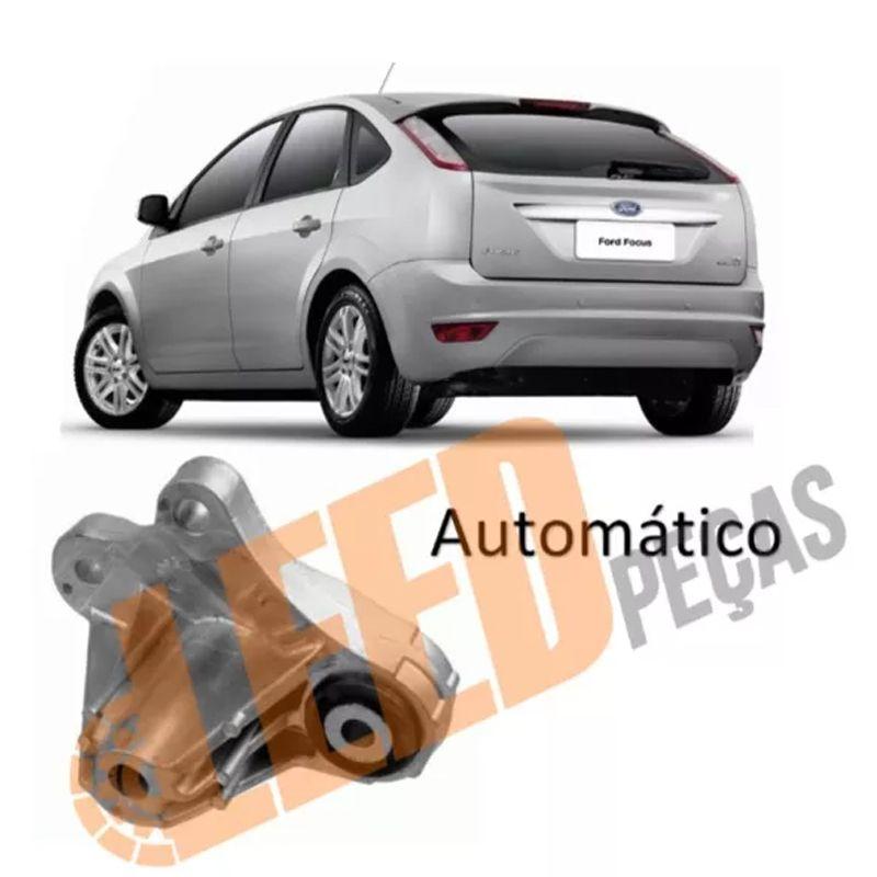 Suporte Coxim Motor Esquerdo Automatico Focus Duratec 1.8 2.0 2009 2010 2011 2012 2013