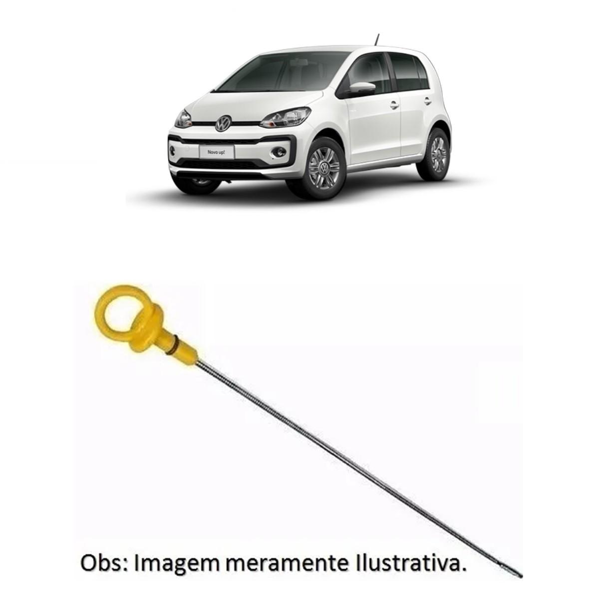 VARETA NIVEL DE OLEO VW UP! 2014/...