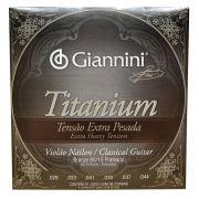 Encordoamento para Violão Giannini Titanium Genwxta