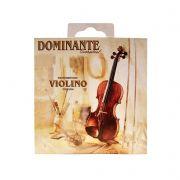 Encordoamento Para Violino Dominante