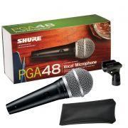 Microfone Shure Profissional Pga48 Lc