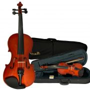 Violino Vivace Mozart Mo12 1/2 Com Case Luxo