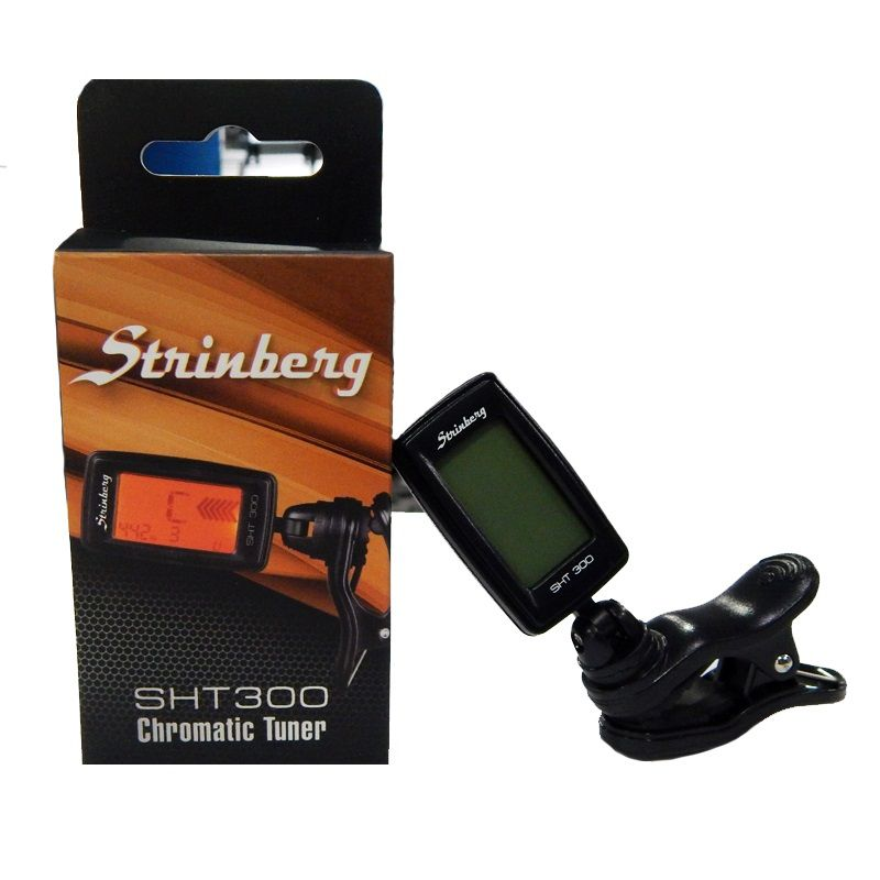 Afinador Strinberg Sht300