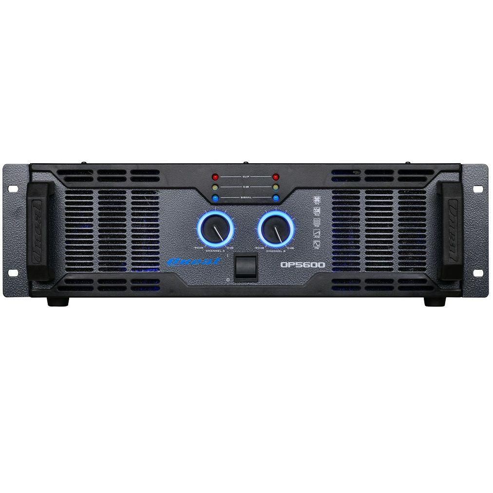 Amplificador De Potencia Oneal Op5600