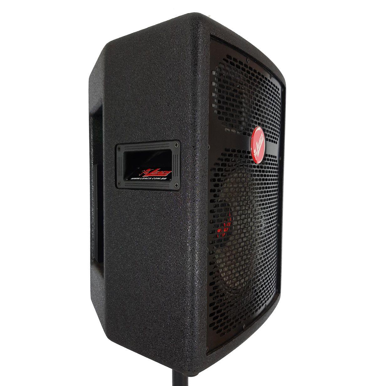 Caixa De Som Passiva Leacs Fit160 80W Falante 10