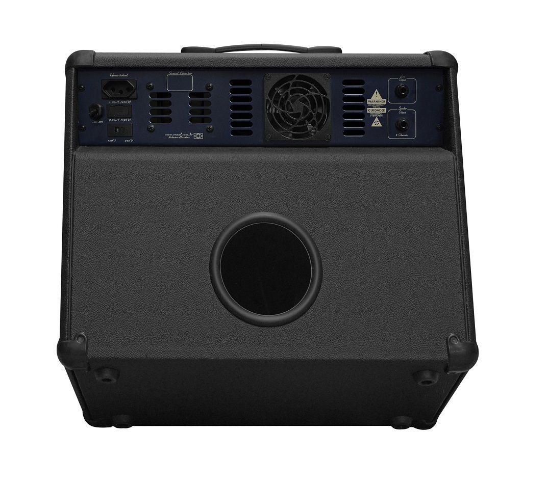 Cubo Amplificador Oneal Baixo Ocb400 120W Rms