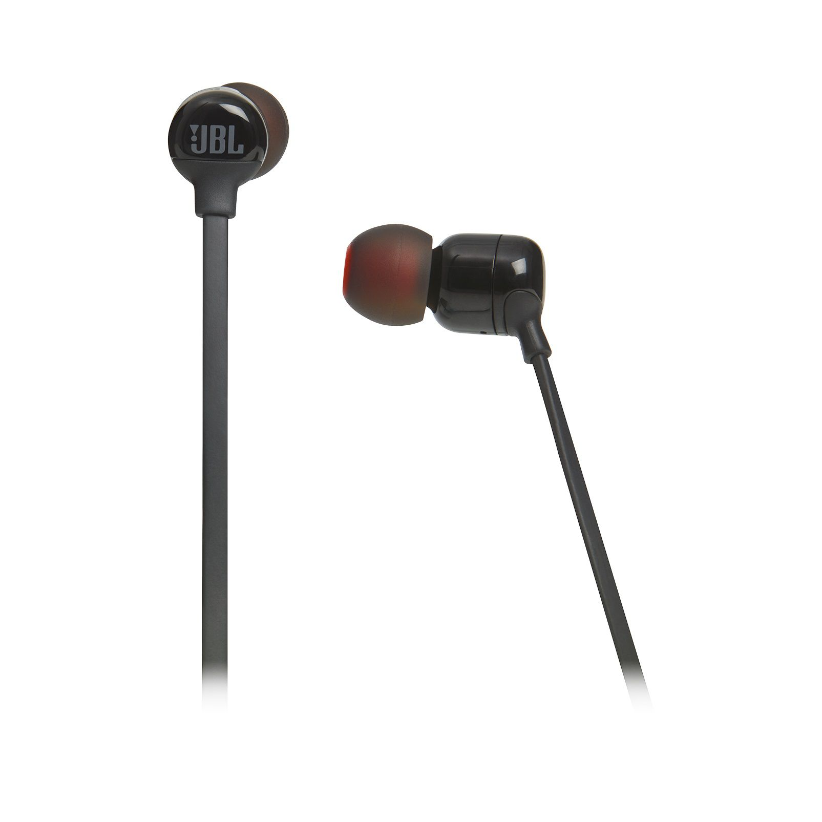 Fone De Ouvido Jbl Tune T110Bt Bluetooth Blk In Ear