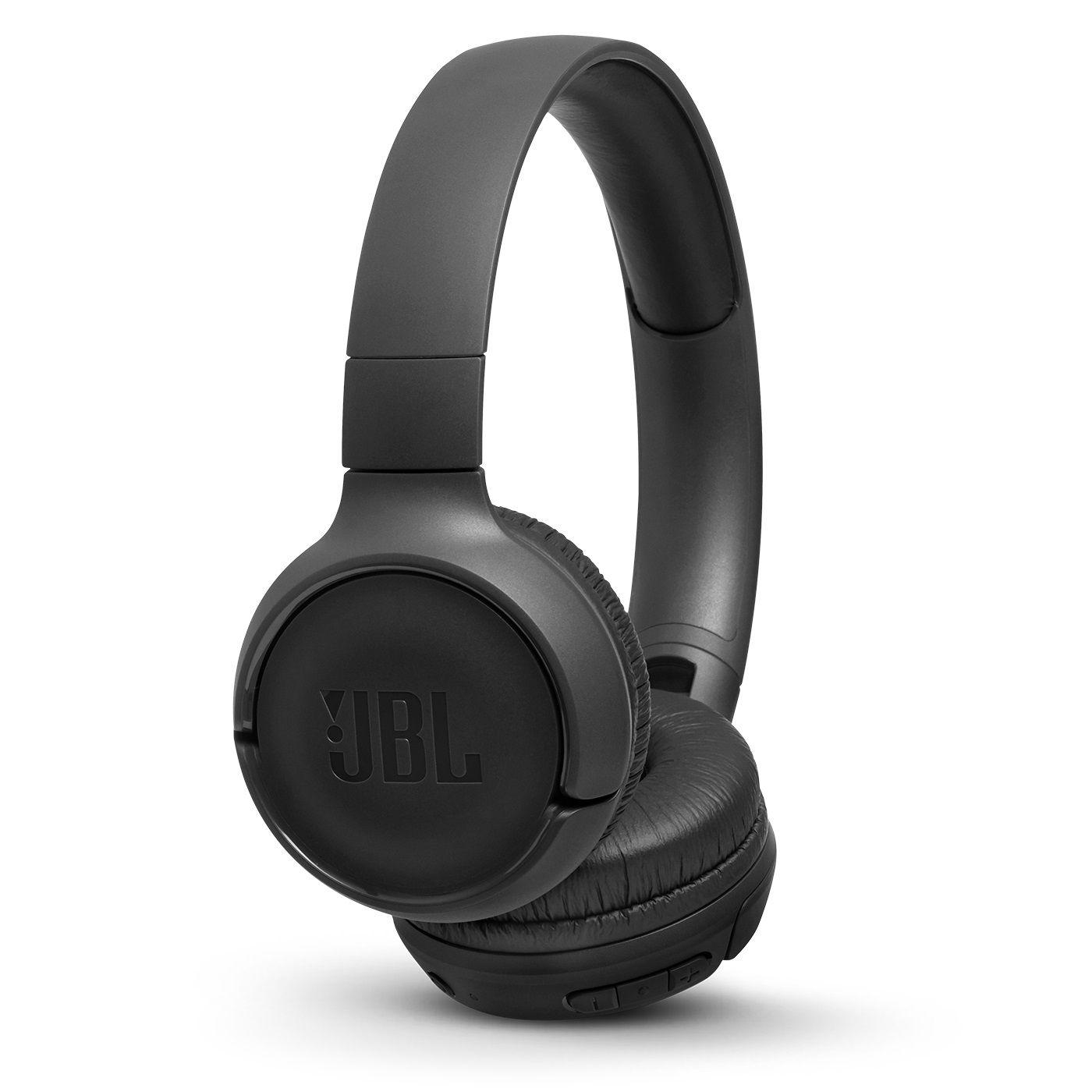 Fone De Ouvido Jbl T500bt Blk Bluetooth On Ear
