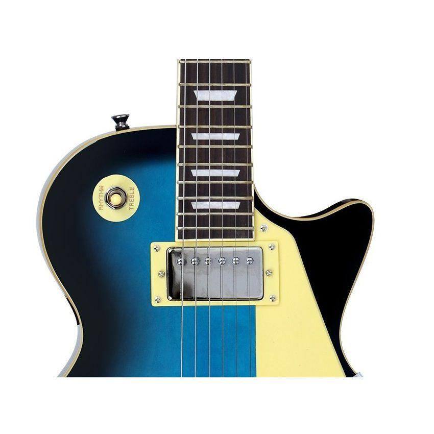 Guitarra Strinberg Les Paul Lps230 Bl Azul