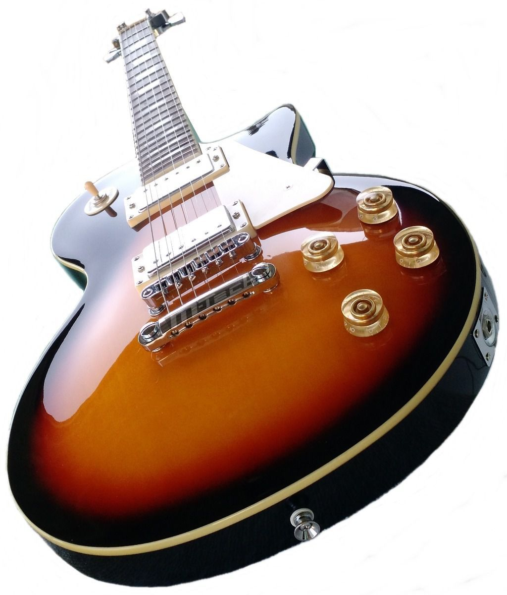 Guitarra Strinberg Les Paul Lps230 Sb Sunburst
