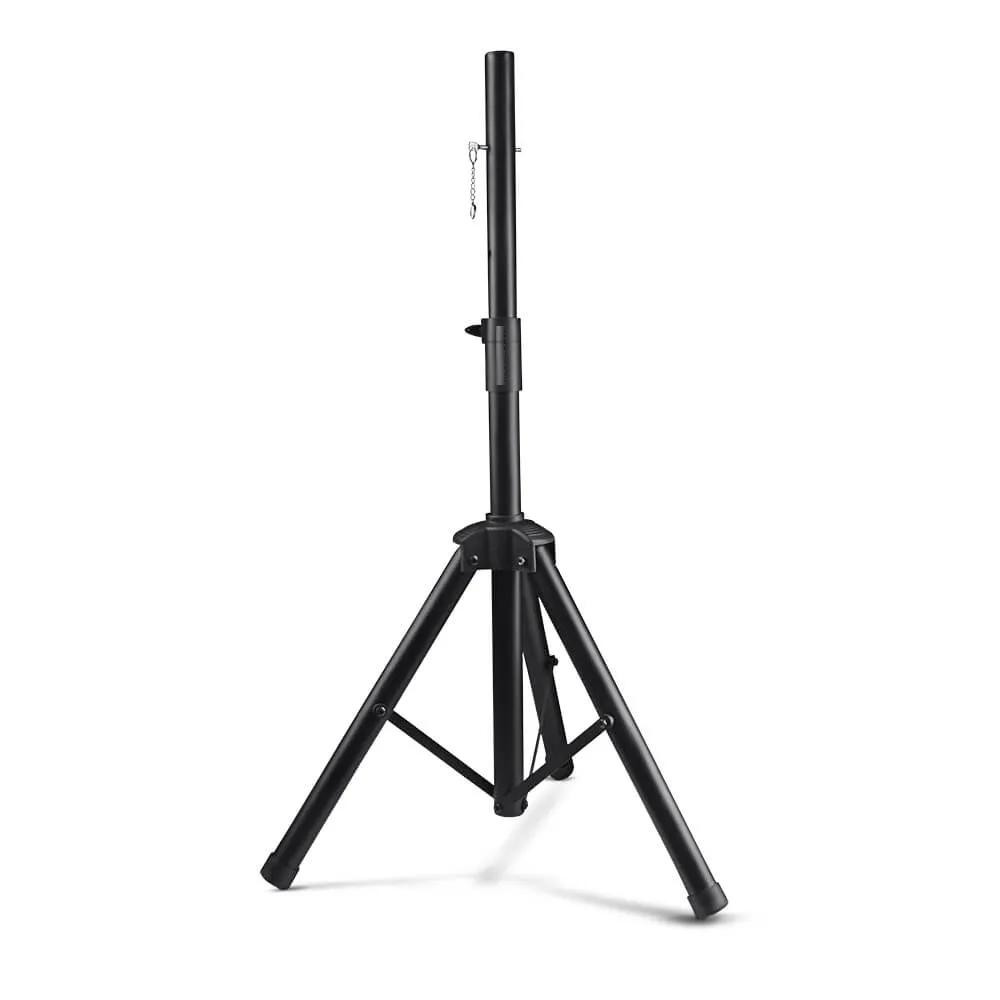 Kit Caixa Ativa Passiva Oneal Opb1112 Ob1112 + Microfone Vokal Duplo Vws20 + Tripé