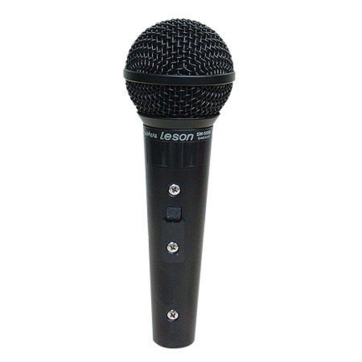 Microfone Leson Sm58B P4