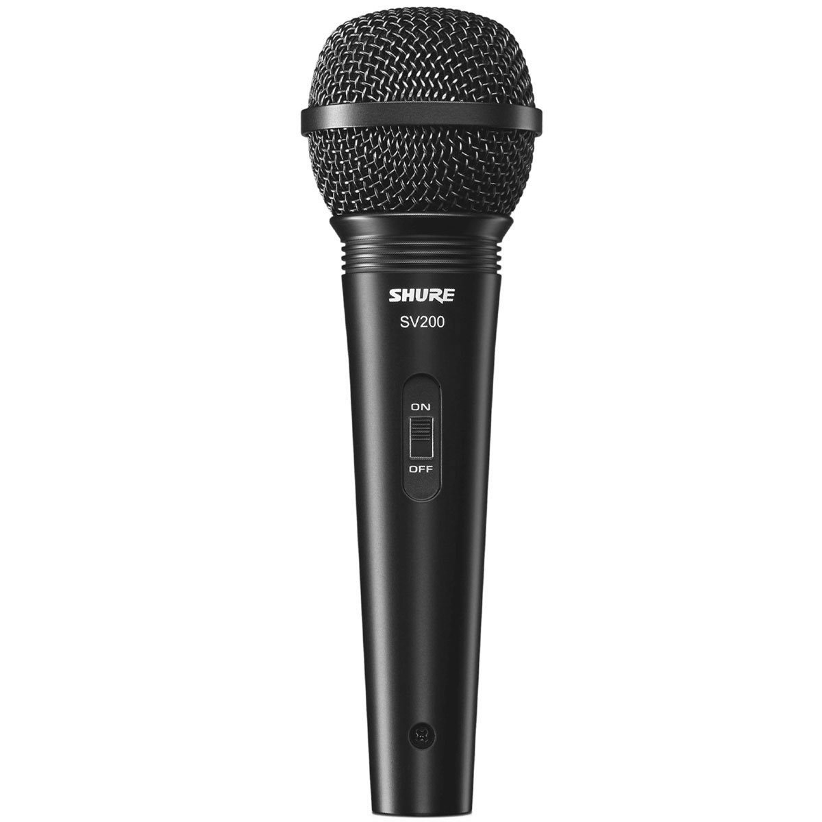 Microfone Shure Profissional Sv200 + Cabo Xlr