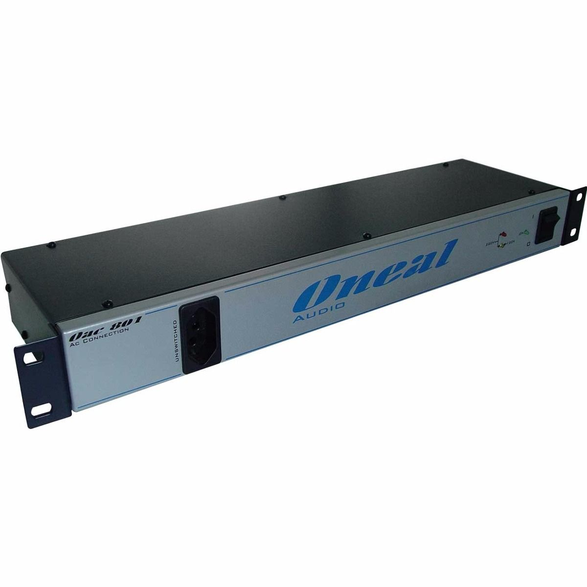 Painel Energia Oneal Oac801 8 Tomadas + 1 Frontal