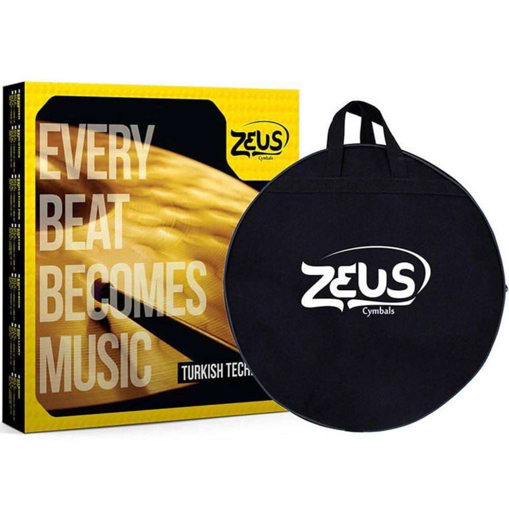 Kit De Prato Zeus B10 Evolution Pro Set D 14 16 18 20 Com Bag