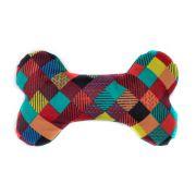 Brinquedo Osso Almofada Pet Para Cachorro e Gato - Colors