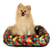 Cama de Cachorro Impermeável com Zíper Hanna - M - Colors