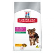 Ração Hills Raças Pequenas e Miniatura Science Diet Para Cães Filhotes Até 12 Meses - 3Kg
