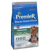 Ração Premier Raças Específicas Yorkshire para Cães Adultos Sabor Frango - 1Kg
