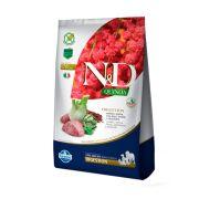 Ração Farmina N&D Quinoa Digestion para Cães Adultos Sabor Cordeiro - 800g