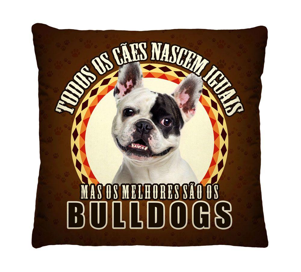 Almofada Bulldog Francês Os Melhores