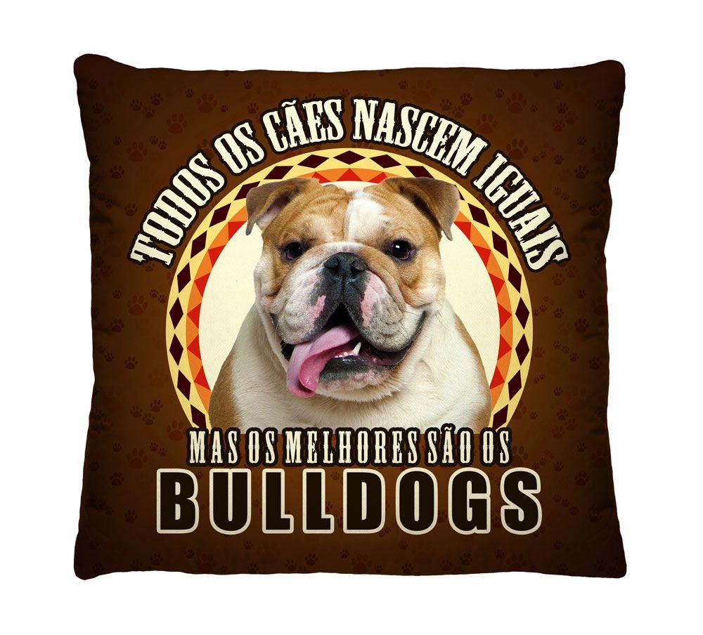 Almofada Bulldogs Os Melhores