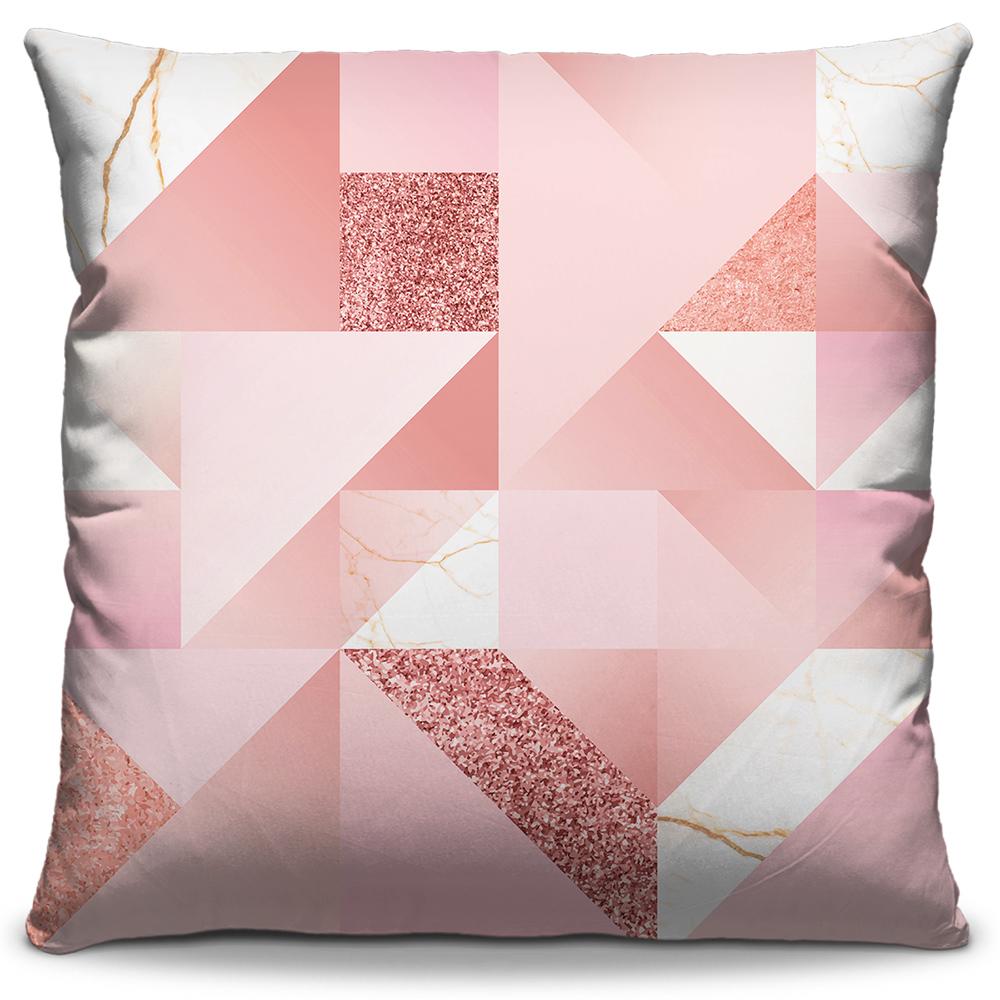 Almofada Decor Rosê