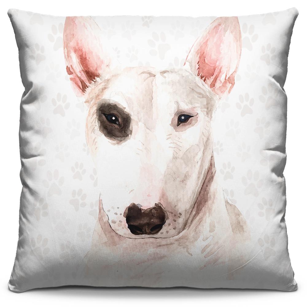 Almofada Desenho Bull Terrier