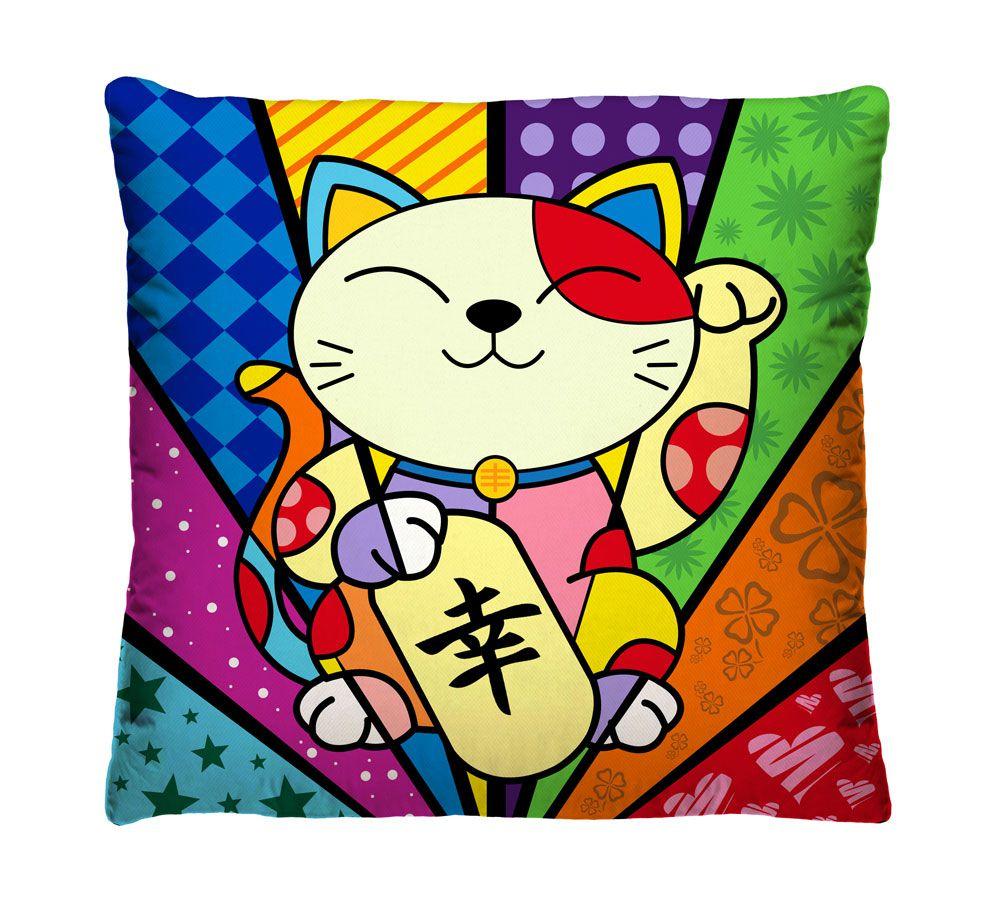 Almofada Desenho Gato